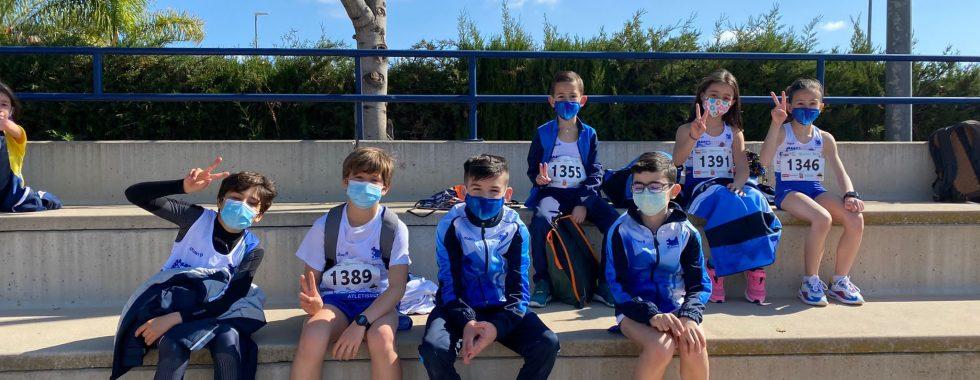Atletas escuela Eliocroca