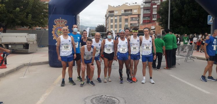 Foto Grupo Atletismo Eliocroca